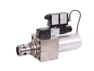 6300L/min válvula proporcional hidráulica 25, 32 del cartucho de la manera de la válvula MA-LIQZO-LES 2