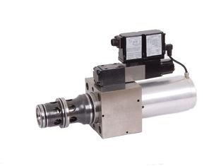 Válvula proporcional hidráulica 40, 50 flujo 3000L/min de la válvula del cartucho de la manera de MA-LIQZO-LES 3