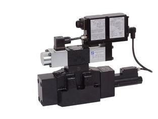Flujo proporcional hidráulico 600L/min, presión 350bar de la válvula de MA-DPZO-T
