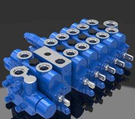 China Combinación Control cartucho direccional hidráulica válvula 6 DL-G10L-B proveedor
