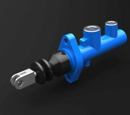China Direccional de Acelerador Master cilindro hidráulico válvula LT-D16L proveedor