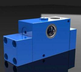Equilibrio direccional hidráulica válvula PHY-G25 para maquinaria de construcción
