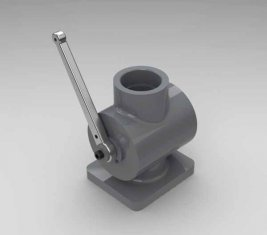 Apagar QYG40 direccional de Válvula hidráulica para excavadoras, cargadores, motoniveladoras