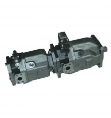 Axial pistón presión bomba hidráulica de Control tándem A10VSO140 1800 rpm