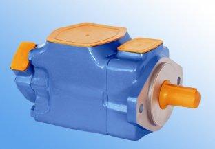 China 4520V 14 / 16 Rpm Vane hidráulica tándem bomba para máquina de inyección de plástico proveedor