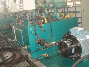 China Sistemas industriales de bomba hidráulica para ingeniería / barco máquina proveedor