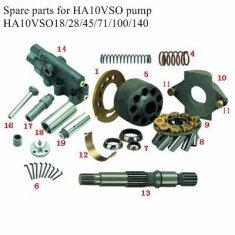Envío de piezas de HA10VSO bomba hidráulica Rexroth para ingeniería,