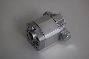 China 500 - 4000 R/min Micro Marzocchi hidráulica engranaje bombas BHP280-D-14 proveedor