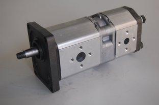 China Bombas de engranaje hidráulica BHP280-D-20 BHP280-D-22 BHP280-D-25 Rexroth proveedor