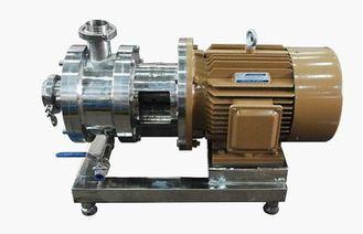 Los sistemas de mezcla CSJ100 de la pompa hydráulica para el cuerpo se lavan/caucho sintético